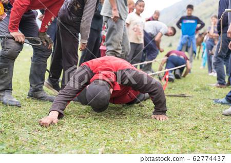 Kyrgyzstan Wrestling 62774437