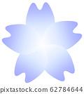 벚꽃 (청자색) 62784644
