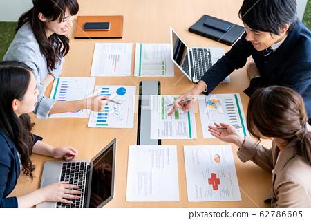商务会议商人办公室团队 62786605
