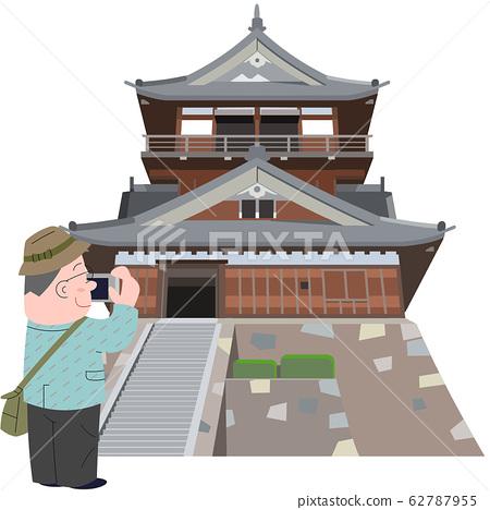 丸岡城堡和高級旅行者 62787955