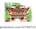 Nikko Toshogu 62790713