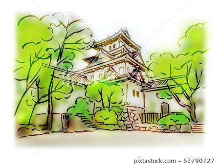 大垣城堡 62790727