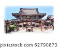 Kawasaki Daishi Hiramaji Temple 62790873