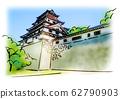 Karatsu castle 62790903
