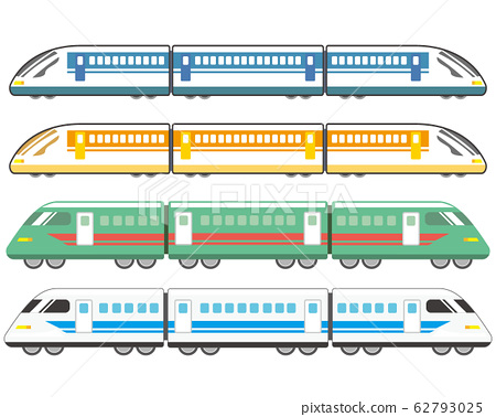 Shinkansen train train train icon 62793025