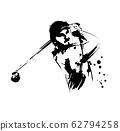 高爾夫球手 62794258