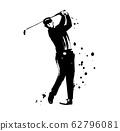 高爾夫球手 62796081