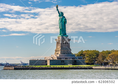 Statue of Liberty in New York 62806502