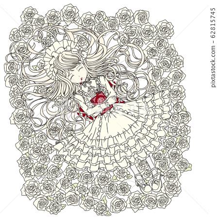 White lolita (blood) 62815745
