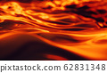 Abstract Wavy Background Closeup Lava 62831348