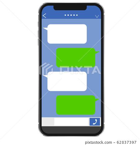智能手機(SNS) 62837397
