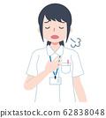 護士,嘆氣,焦慮,失望 62838048