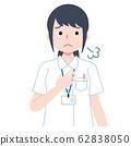 護士,嘆氣,焦慮,失望 62838050