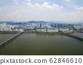 원효대교,한강,영산구,서울,한국,아시아 62846610