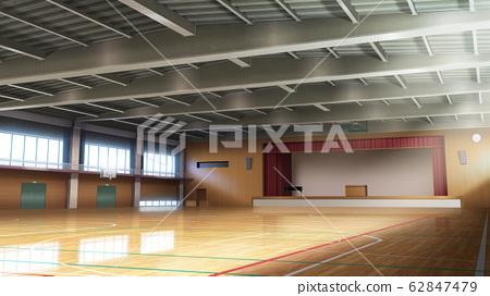 Gymnasium_Internal_Lunch 62847479
