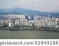 강변북로,한강,마포구,서울,한국,아시아 62849288