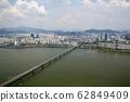 강변북로,한강,마포구,서울,한국,아시아 62849409