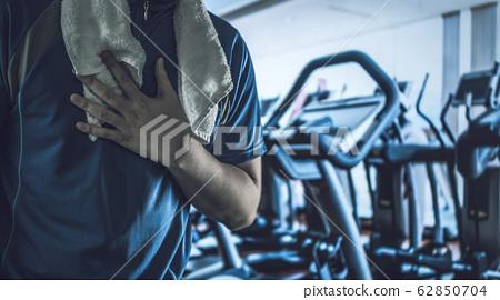 Sports gym image 62850704