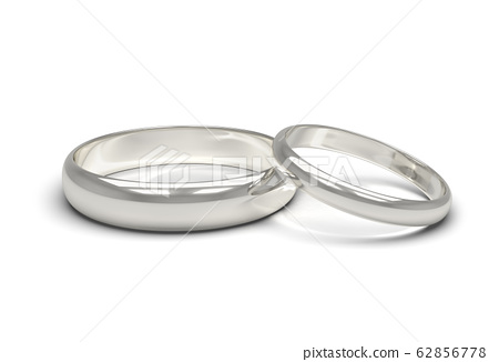 wedding rings 62856778
