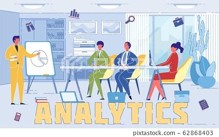Economy Analytics Experts Word Concept Banner 62868403