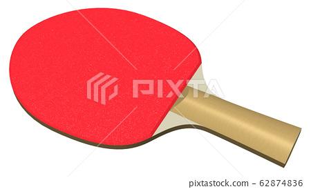 乒乓球 62874836