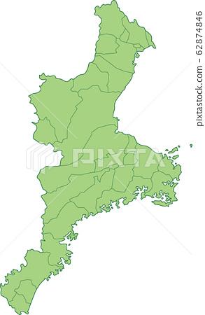 三重縣地圖 62874846