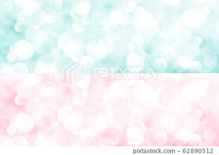 Soft Bright Abstract Bokeh Banners 62890512