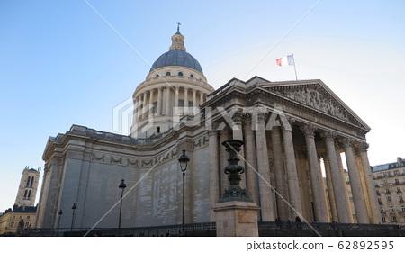 沉睡的英雄神殿,巴黎萬神殿 62892595