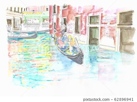 세계 유산의 거리 · 이탈리아 베니스 운하 탐방 62896941
