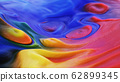Abstract colorful Paint Background 62899345