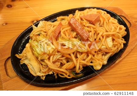 Okinawan Local Cuisine Ketchup Yakisoba 62911148