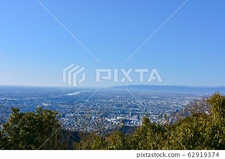 Kinkazan View of Gifu Castle 62919374