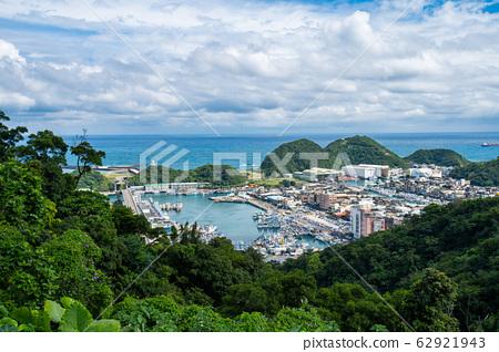 台湾宜兰南方澳渔港Asia Taiwan Yilan fishing port 62921943