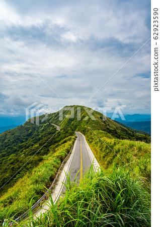 臺灣臺北九份自然景觀Taiwan Taipei Jiufen Natural Landscape 62923590