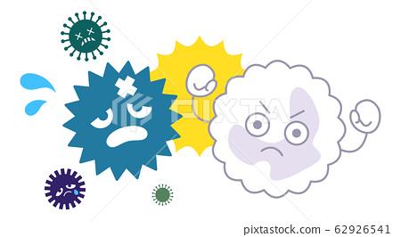 白細胞殺死細菌 62926541