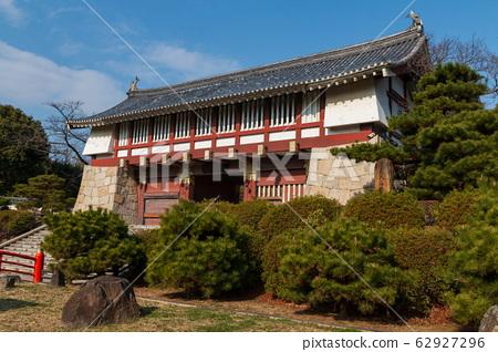 Winter Fushimi Momoyama Castle 62927296