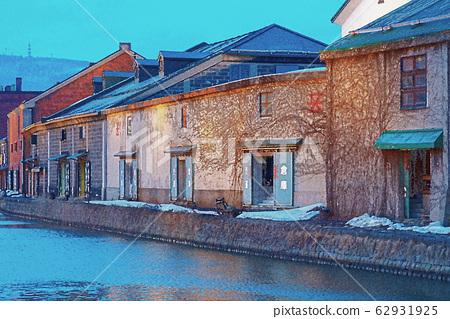 [Hokkaido] Otaru Canal 62931925