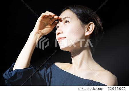 美女形象30多歲的女性 62933092