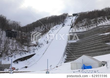 Okurayama jumping stadium 62955596