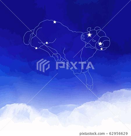 星座圖片路徑1-白羊座 62956629