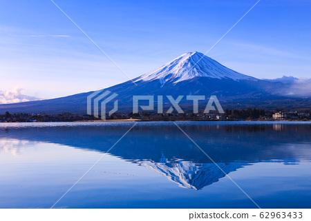 倒置富士河口湖 62963433