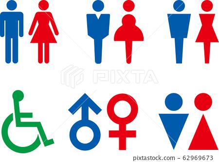性別圖標 62969673