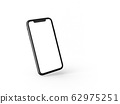 Smartphone in perspective 62975251