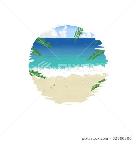 여름의 바다 62980200
