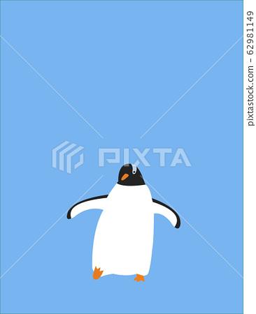 Waddle penguin 62981149