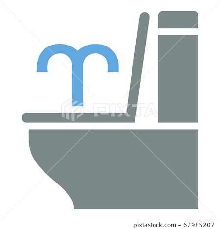 洗馬桶座圈 62985207