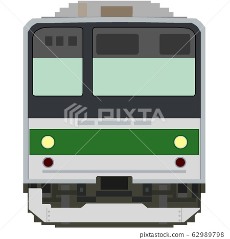 Saikyo Line 205 series (late-year specification / JR East) 62989798