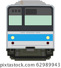 Series 205 Tokaido Main Line (JR West) 62989943