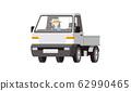 轻型汽车,轻型卡车,白色,驾驶 62990465