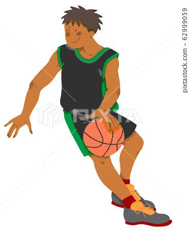 농구 선수 (원활) 62999059